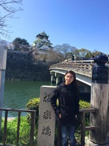 Osaka Castle by far..