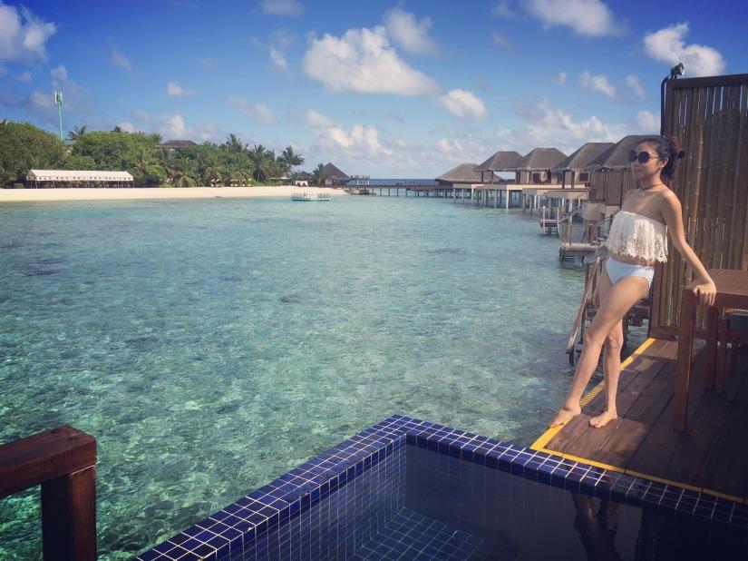 Maldives Water Villa (Adaaran Prestige Vadoo)