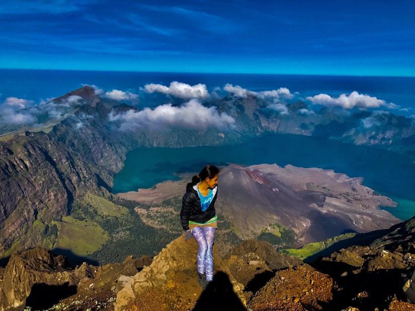 Mt. Rinjani – Indonesia's Second HighestVolcano