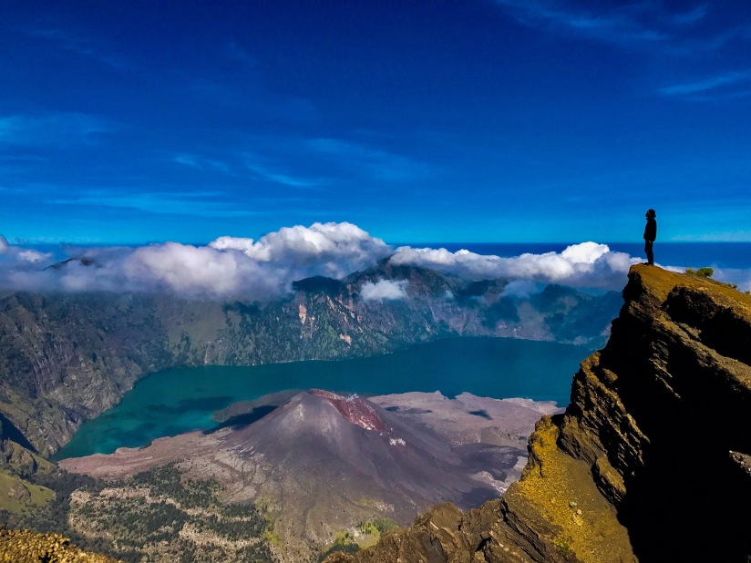 Mt. Rinjani- The journey to theSummit