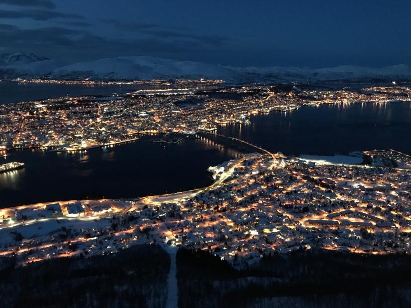"Tromsø Norway: ""The Paris of theNorth"""